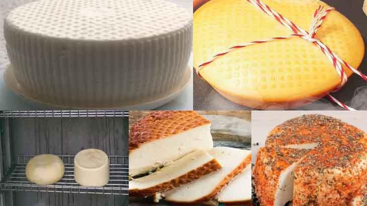 Копчение сыра