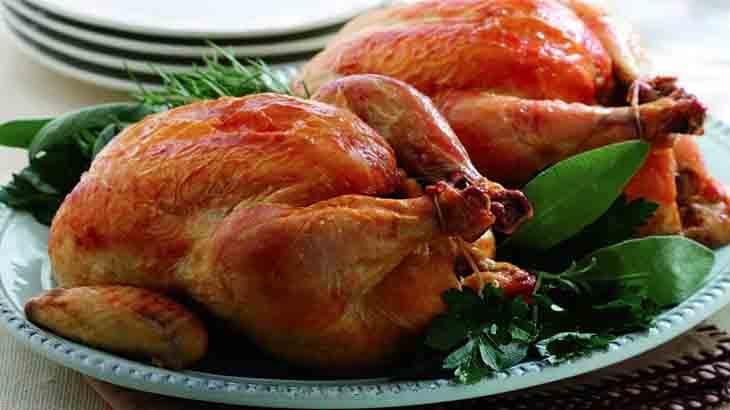 Рецепты вторых блюд из курицы