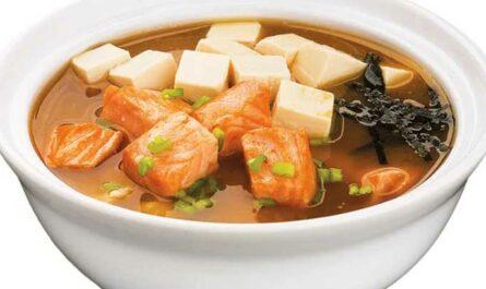 Суп Мисо: рецепты японского супа с лососем, курицей, морепродуктами