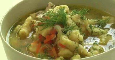 Быстрые и вкусные супы. 7 рецептов первых блюд на каждый день