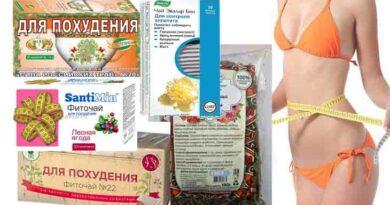 Чай для похудения. Самые эффективные чаи для похудения из аптеки