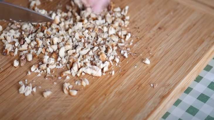 Дробленый грецкий орех