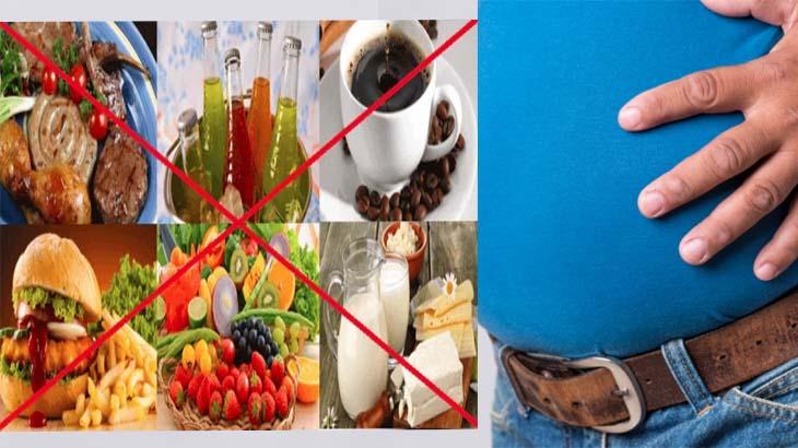 Какие продукты вызывают вздутие живота